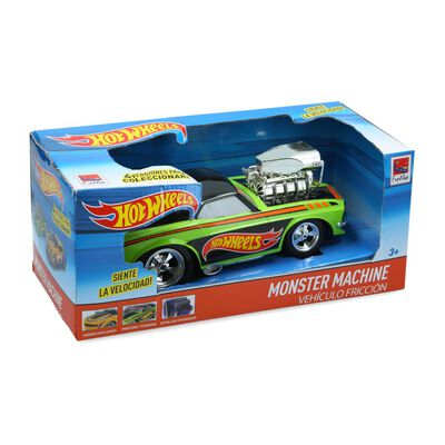 Autos De Juguetes Hotwheels Monster 1:14