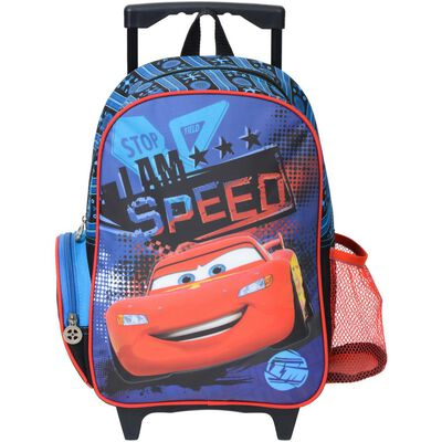 Mochila Infantil Cars