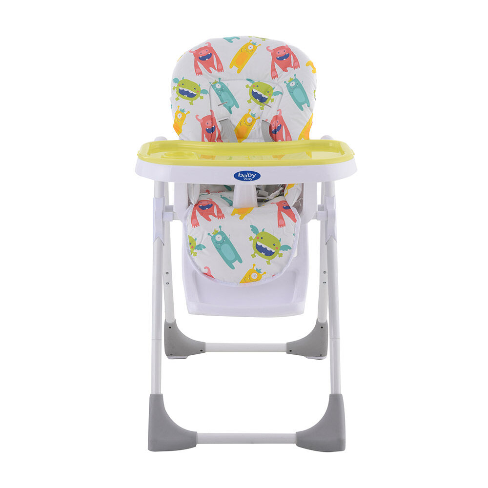 Silla De Comer Baby Way Bw-812G18 image number 1.0