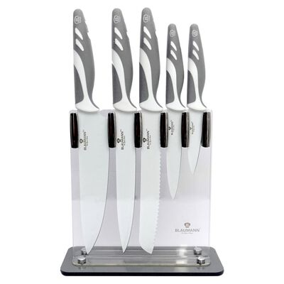 Set De Cuchillos Blaumann / 6 Piezas