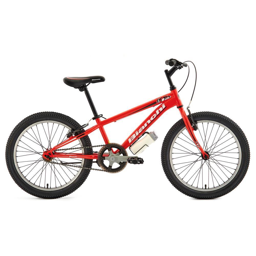 Bicicleta Mountain Bike Bianchi St Wolf / Aro 20 image number 0.0