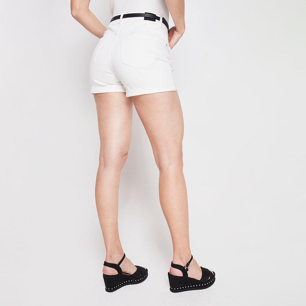 Short Jeans Mujer Kimera image number 2.0