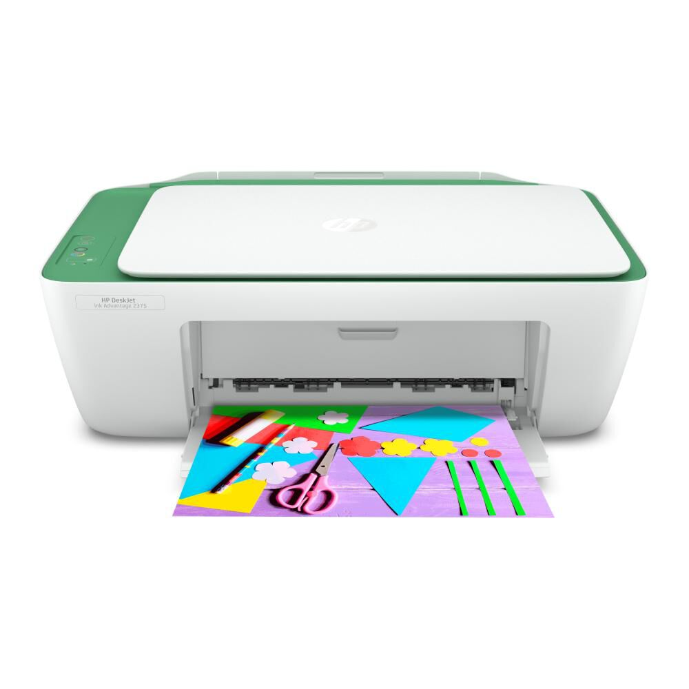 Impresora Hp Deskjet Ink Advantage 2375 image number 1.0