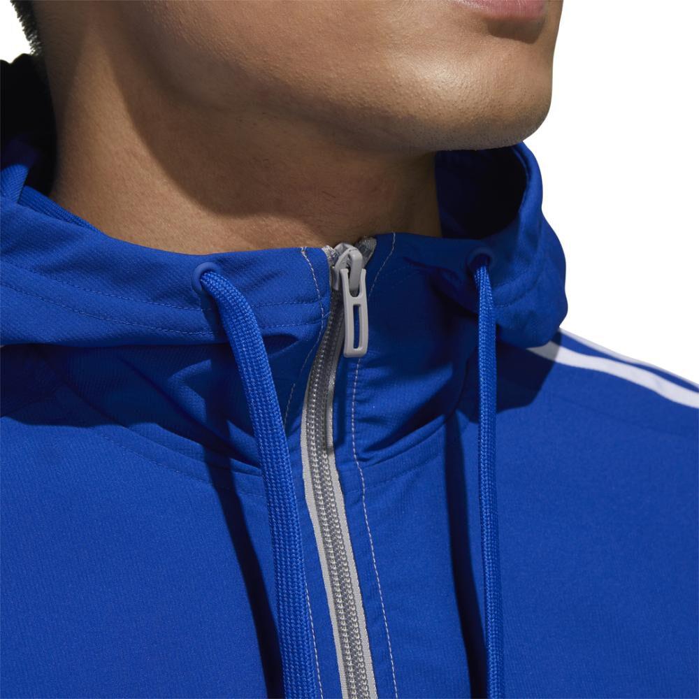Polerón Deportivo Hombre Adidas Essentials Windbreaker image number 4.0