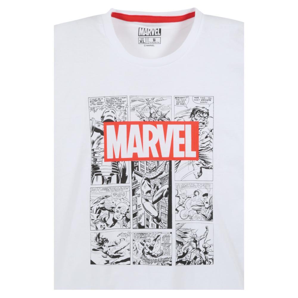 Polera Hombre Marvel image number 2.0