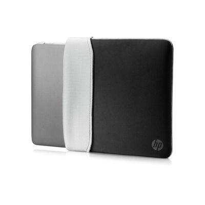 Funda Para Laptop Hp Reversible Neoprene Sleeve Gris