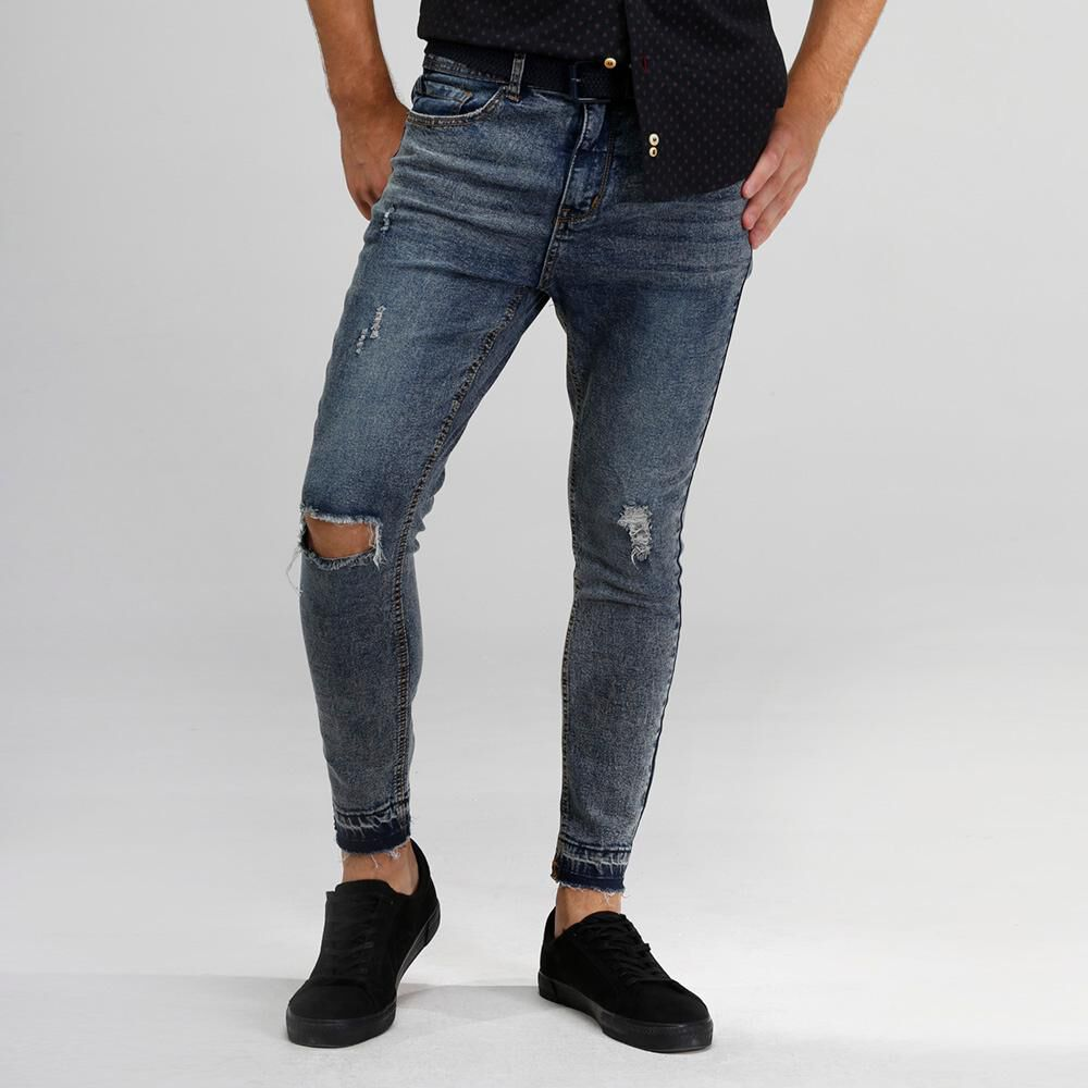 Jeans  Hombre Rolly Go image number 0.0