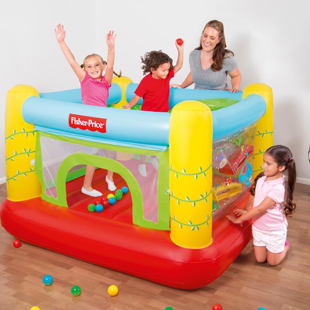 Castillo Inflable Fisher Price 175 Cm image number 6.0