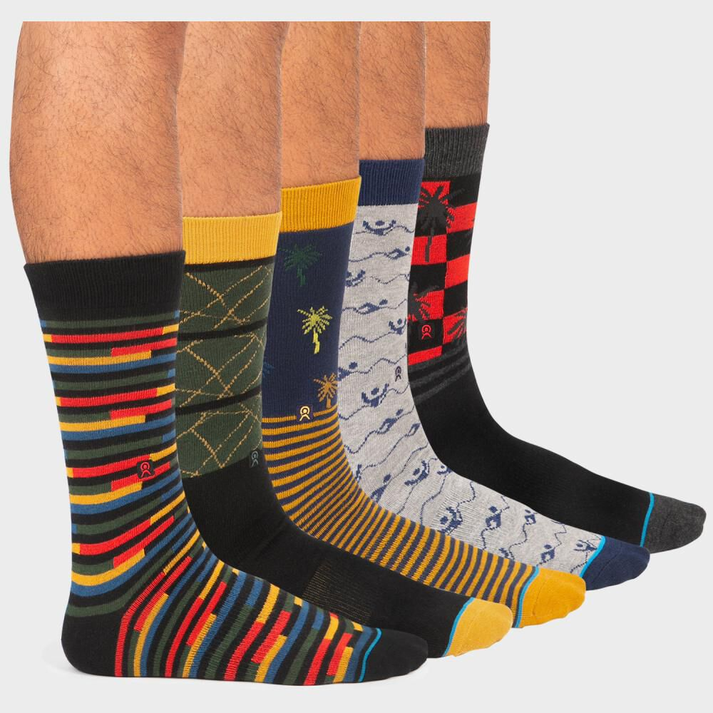 Calcetines Hombre Enersocks / Pack 5 image number 0.0