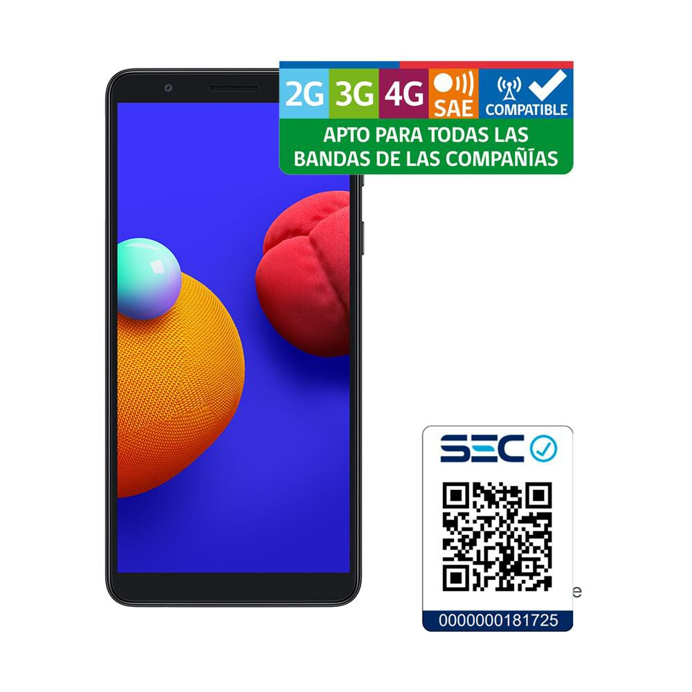 Smartphone Samsung A01 Core 16 Gb - Entel image number 7.0