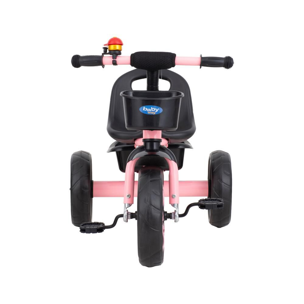 Triciclo Baby Way Bw-505P20 image number 4.0