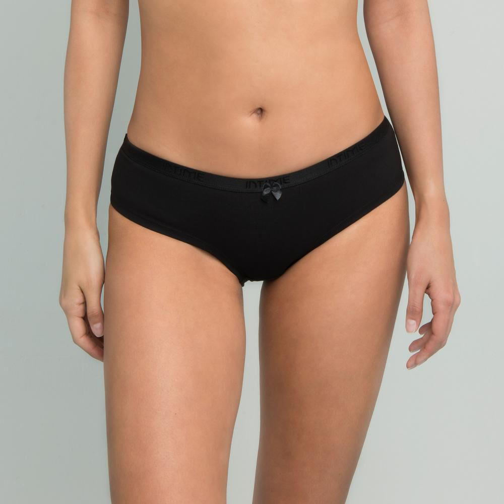 Pack Calzon Bikini Bikini Mujer Intime / 2 Unidades image number 1.0