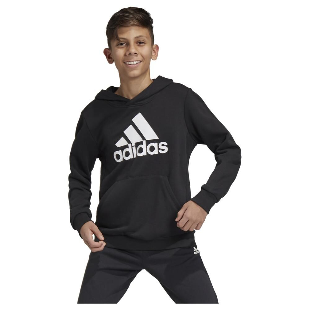 Sudadera Con Capucha Hombre Adidas Must Haves Badge Of Sport image number 0.0