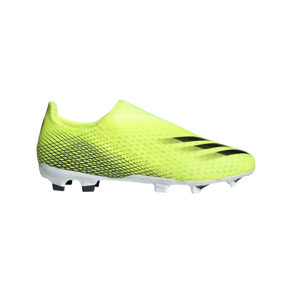 Zapatilla Fútbol Infantil Hombre Adidas X Ghosted.3 Ll Fg image number 1.0