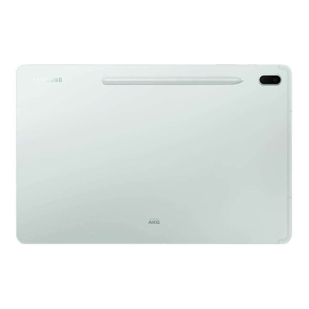 "Tablet Samsung Galaxy Tab S7 Fe / Mystic Green / 6 Gb Ram / 128 Gb / 12.4 "" image number 3.0"
