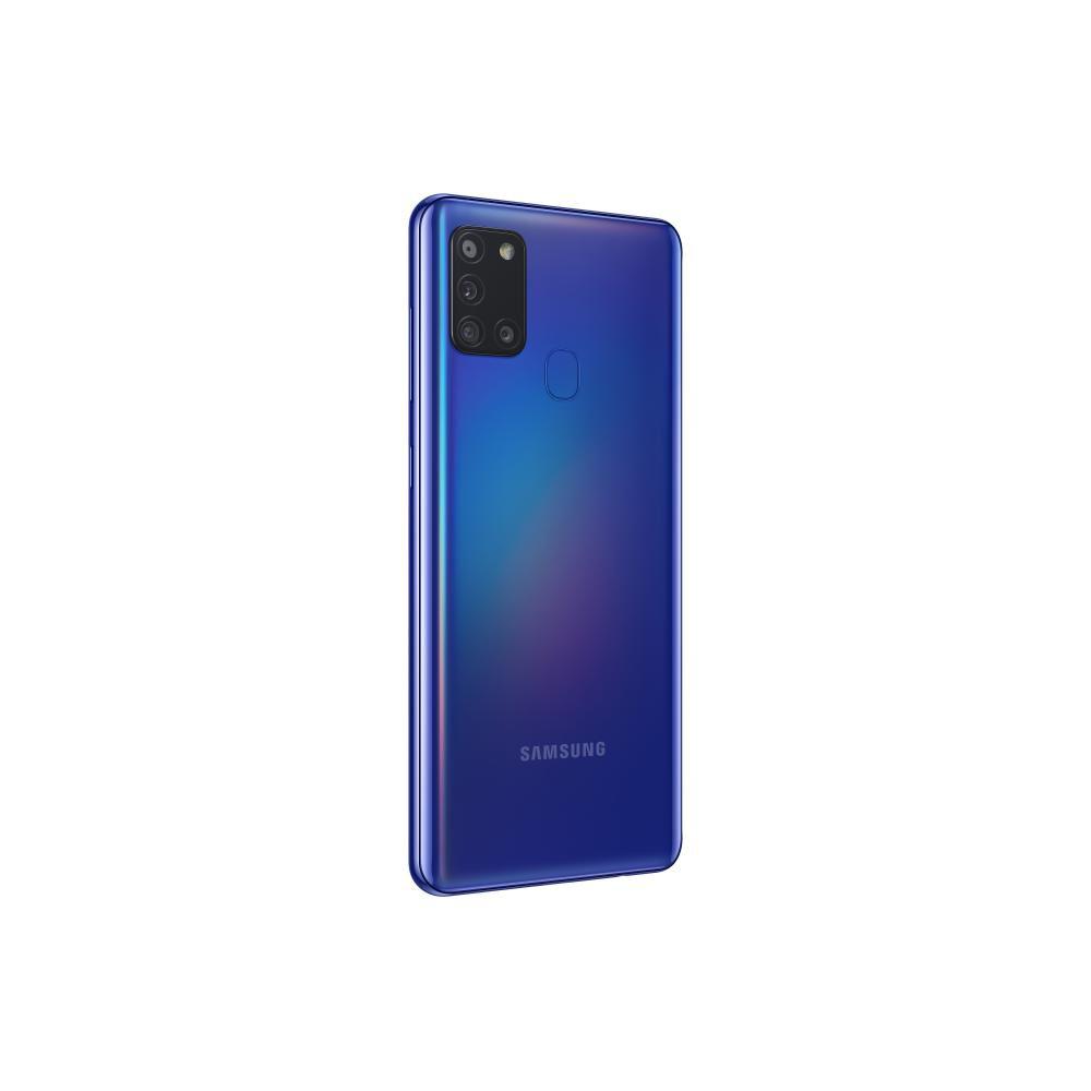 Smartphone Samsung A21s Azul / 128 Gb / Wom image number 3.0