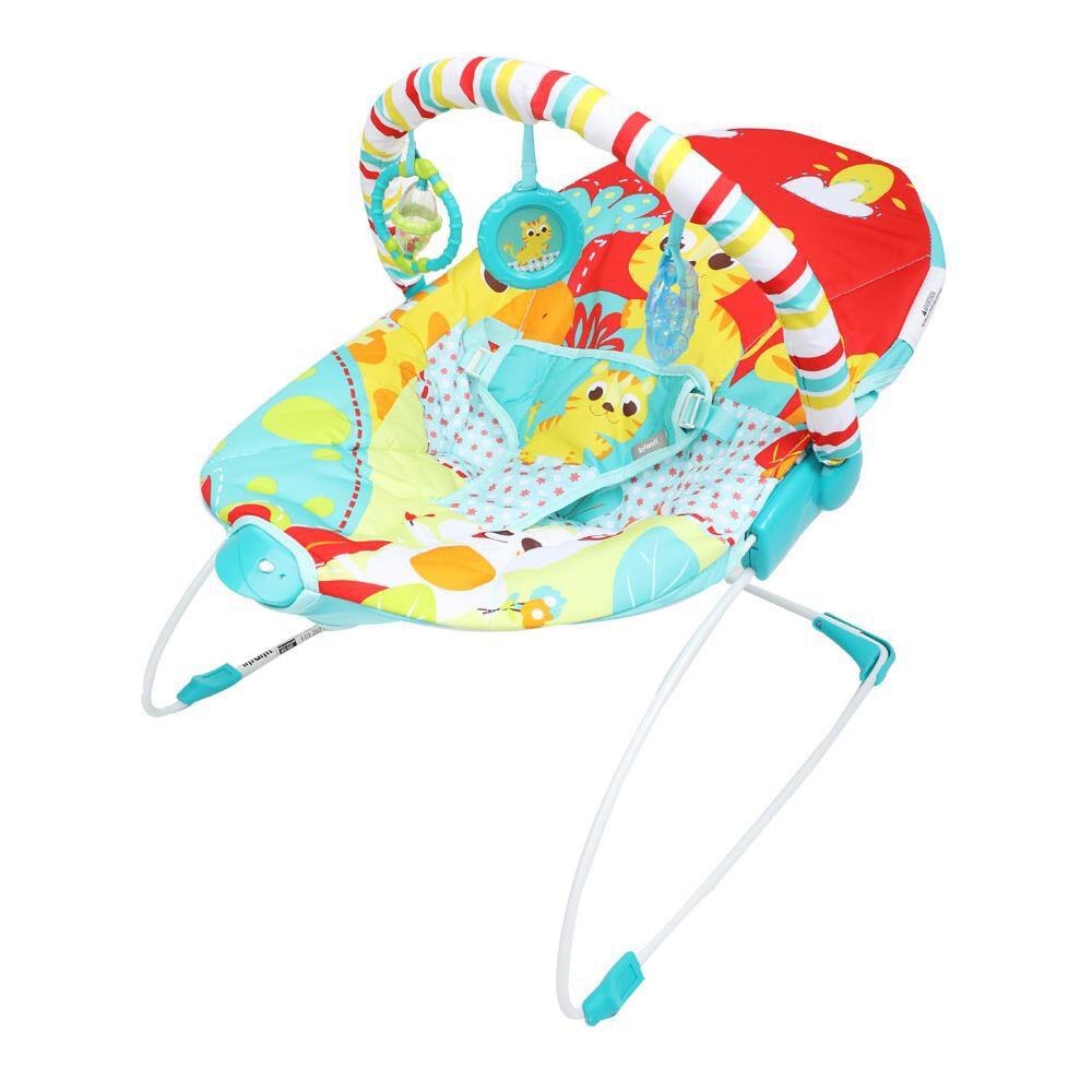 Silla Nido Infanti Safari Multicolor image number 2.0