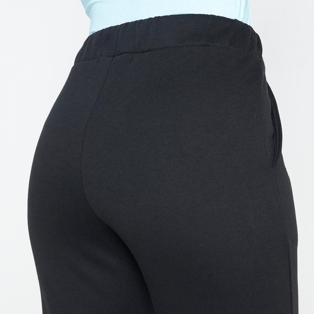 Pantalon De Buzo Regular Mujer Wethland image number 4.0