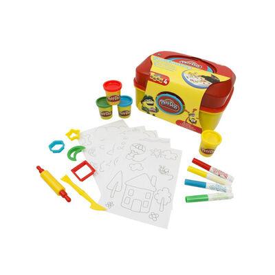Juguete Didáctico Play Doh Maleta Creativa