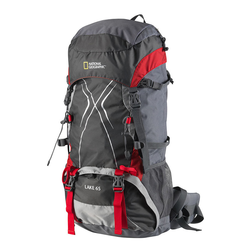 Mochila Outdoor National Geographic Mng065 image number 4.0