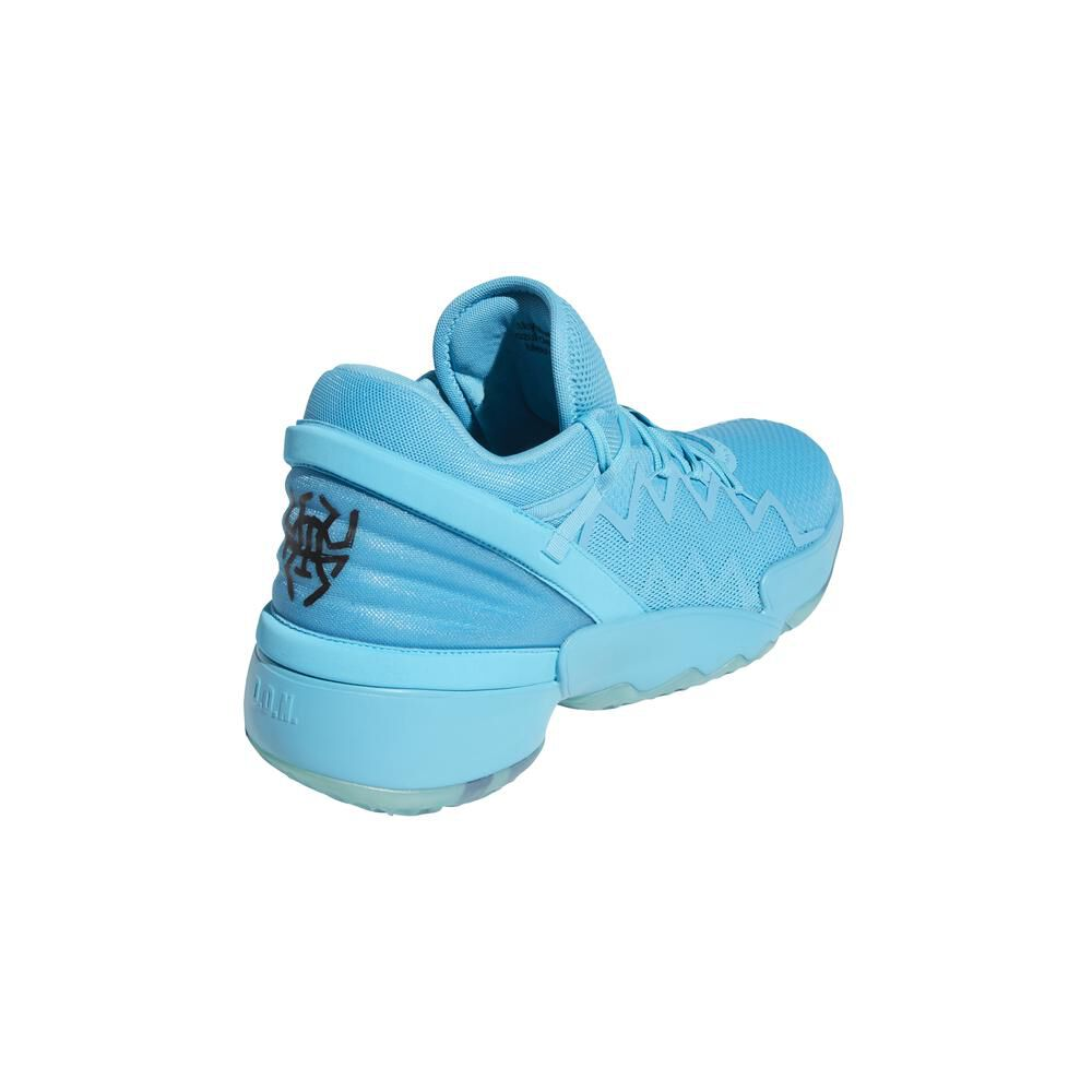 Zapatilla Basketball Unisex Adidas D.o.n Issue 2 Crayon Pack image number 2.0
