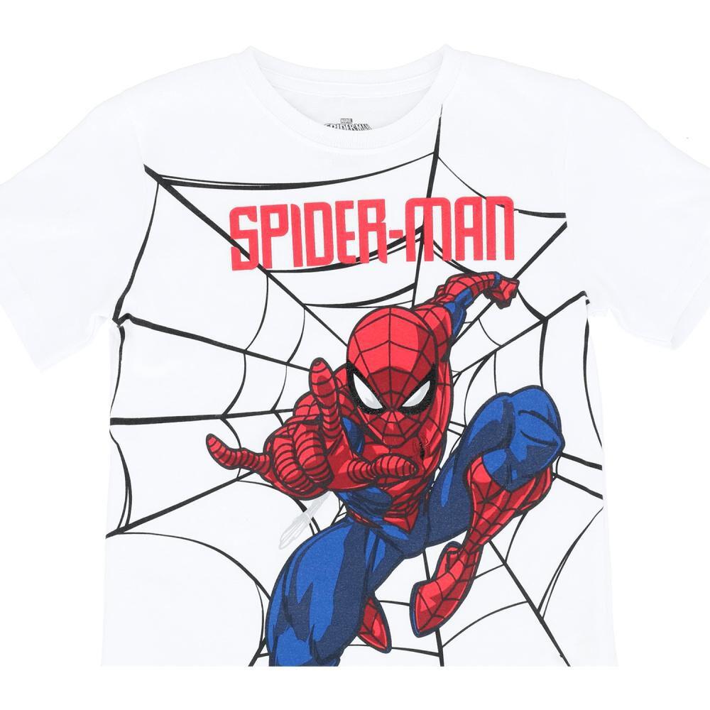 Polera Niño Spiderman image number 1.0