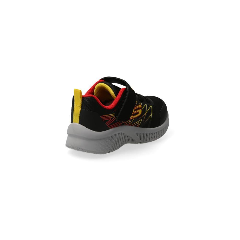 Zapatilla Infantil Niño Skechers image number 2.0