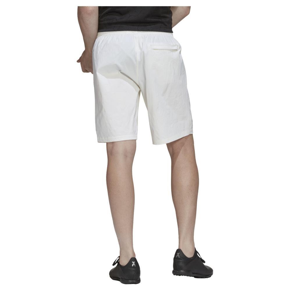 Short Deportivo Unisex Adidas Tan image number 2.0