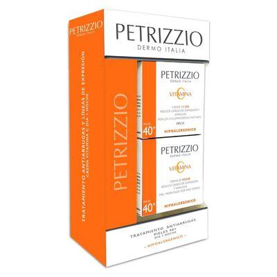 Set De Tratamiento Petrizzio Vitamina C