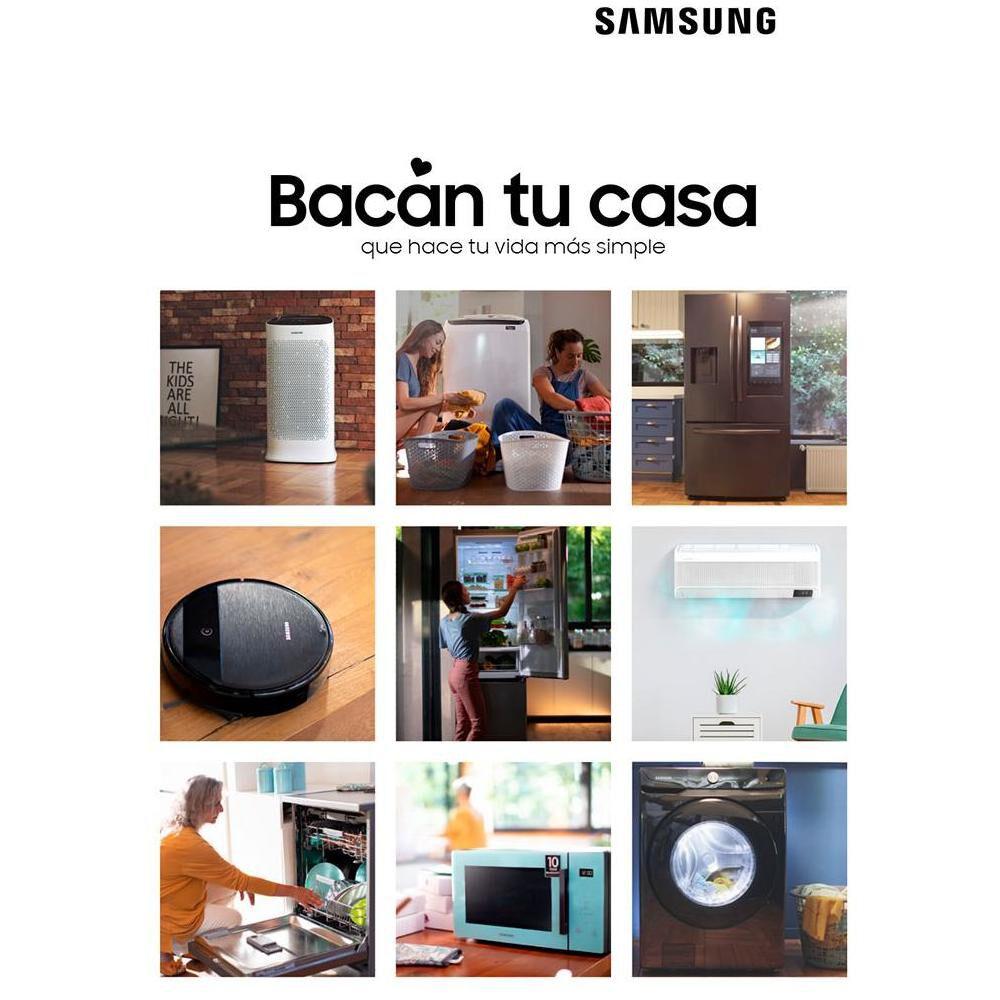 Refrigerador Bottom Freezer Samsung RB31K3210S9/ZS / No Frost / 311 Litros image number 7.0