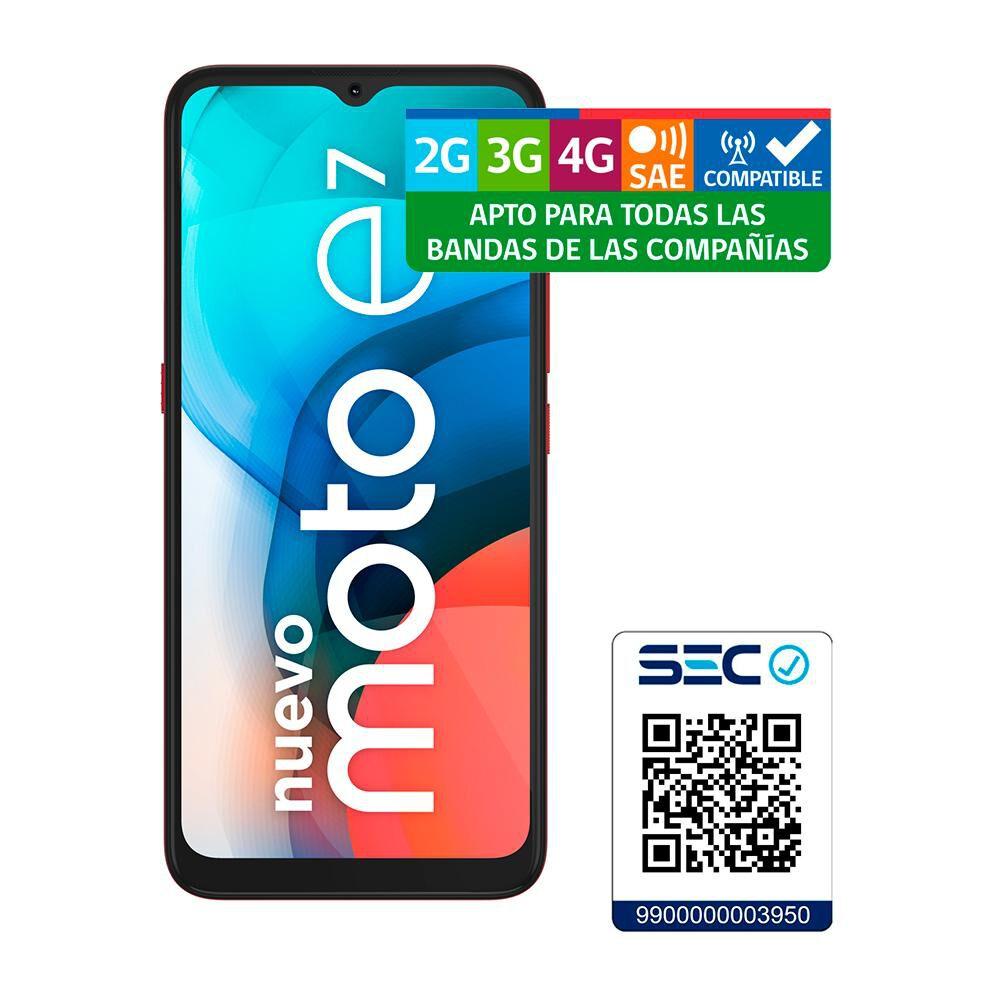 Smartphone Motorola E7 / 32 Gb / Liberado image number 10.0