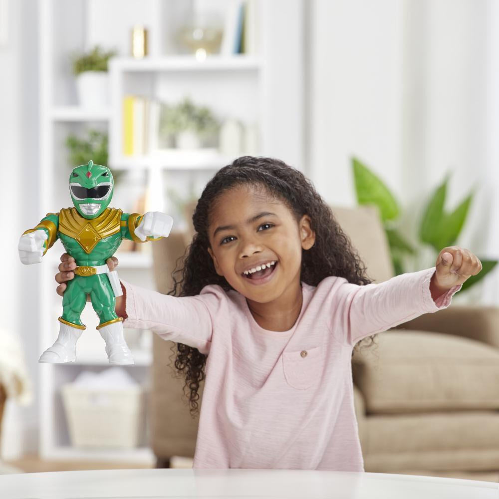 Figura Power Rangers Green Ranger image number 3.0