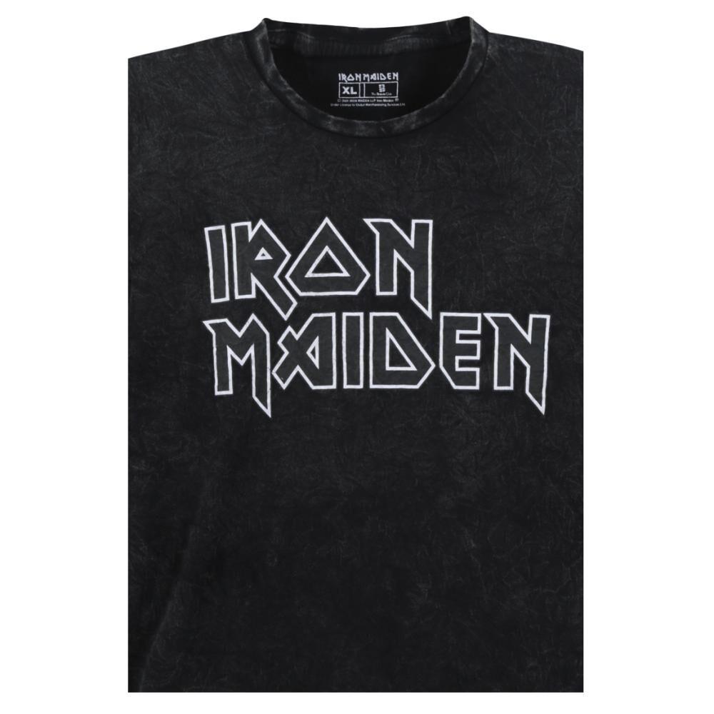 Polera Hombre Iron Maiden image number 2.0