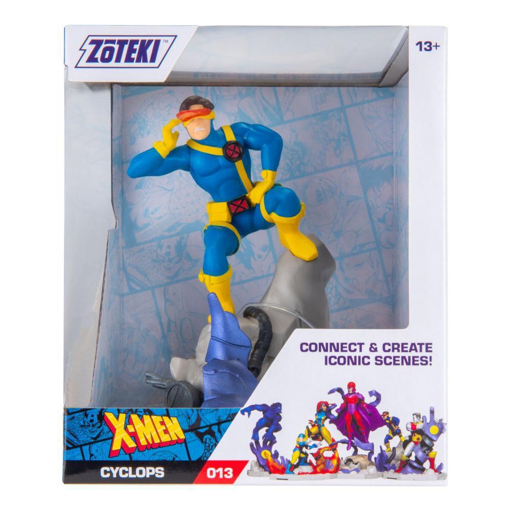 Figura De Acción Zoteki X-men Cyclops image number 1.0