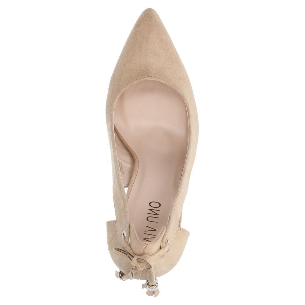 Zapato Con Taco Mujer Via Uno image number 3.0