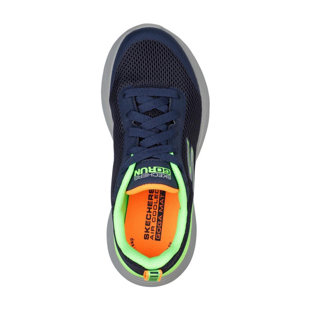 Zapatilla Infantil Niño Skechers Go Run 400 V2 - Omega image number 3.0