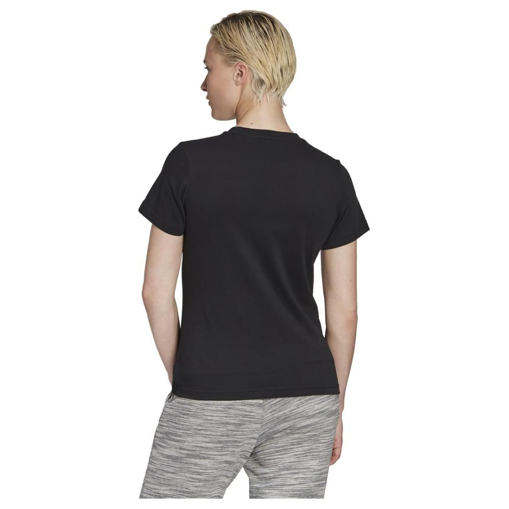 Polera Mujer Adidas Womens Floral Graphic image number 3.0