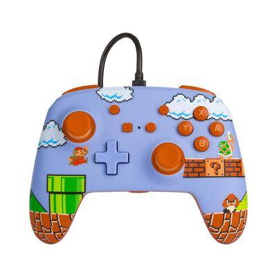 Control Power A Super Mario Bros
