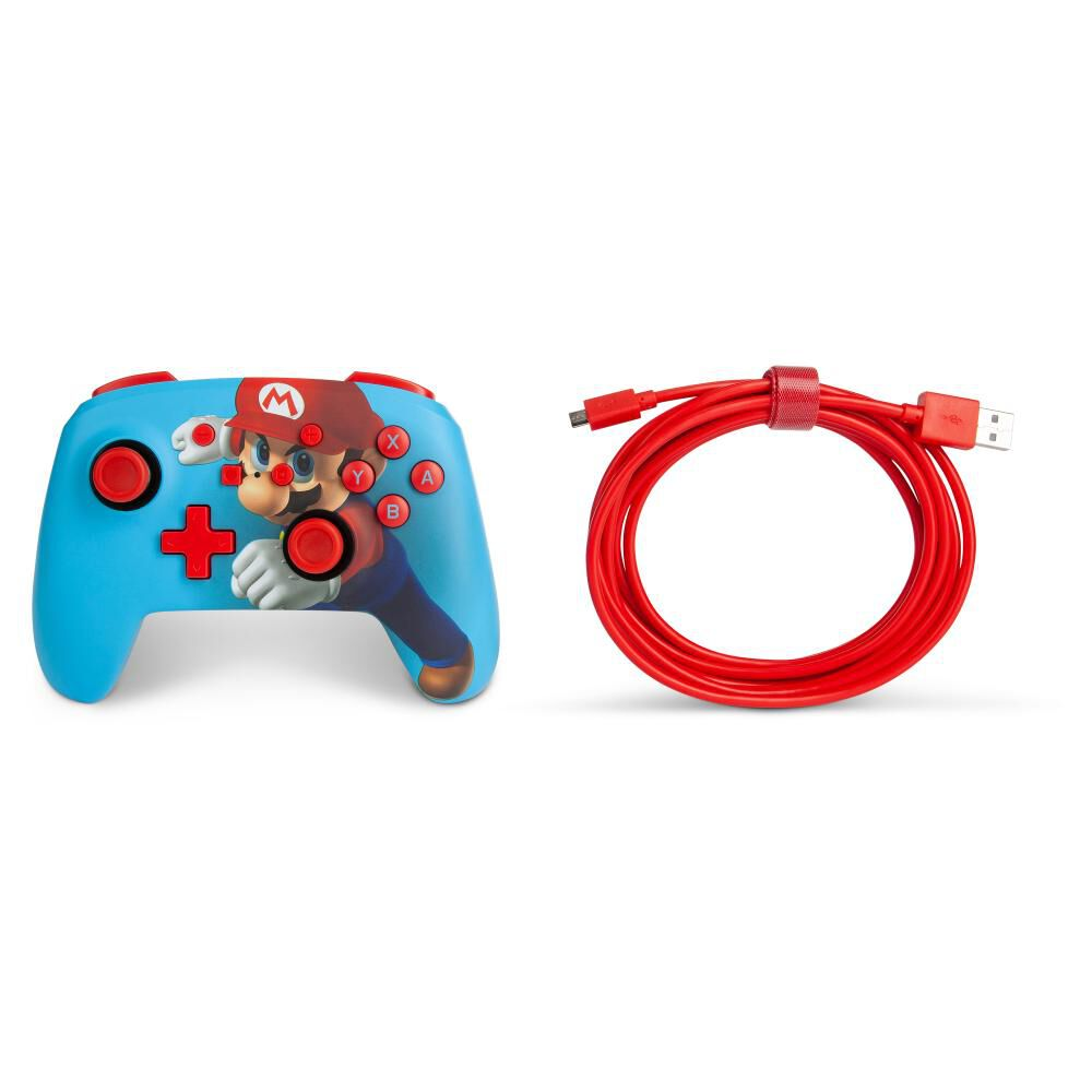 Control Nintendo Switch Nintendo Mario Punch image number 8.0