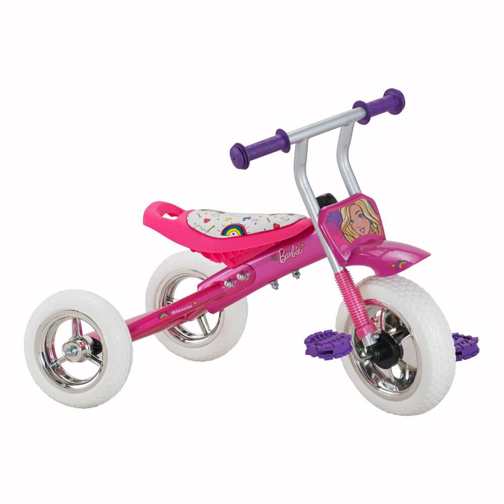 Triciclo Bianchi Barbie image number 0.0