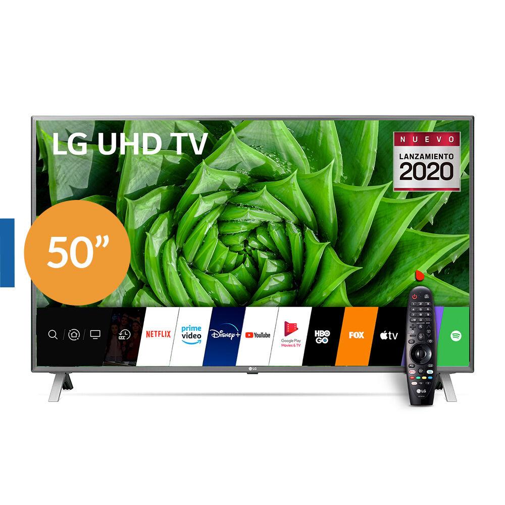 """Led LG 50UN8000 / 50"""" / Ultra Hd 4K / Smart Tv 2020 image number 0.0"""