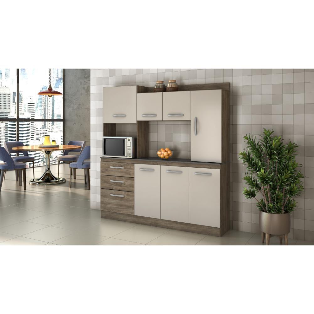Mueble De Cocina Casaideal Tamara  / 7 Puertas    / 3 Cajones image number 3.0