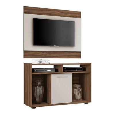 Combo Home Mobili Trigal / Rack + Panel Tv