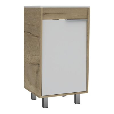 Mueble De Baño Tuhome Carter/ 1 Puerta
