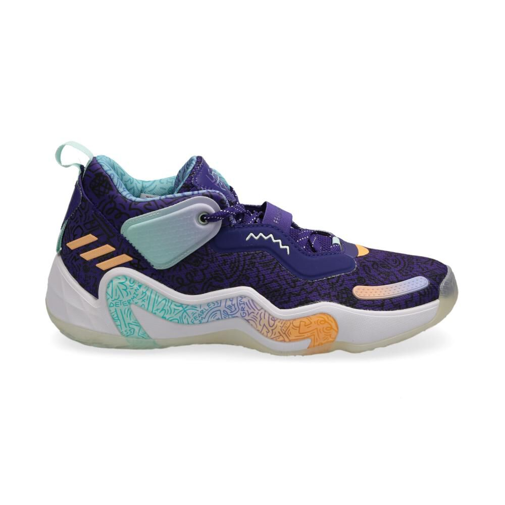 Zapatilla Basketball Unisex Adidas D.o.n. Issue 3 image number 1.0