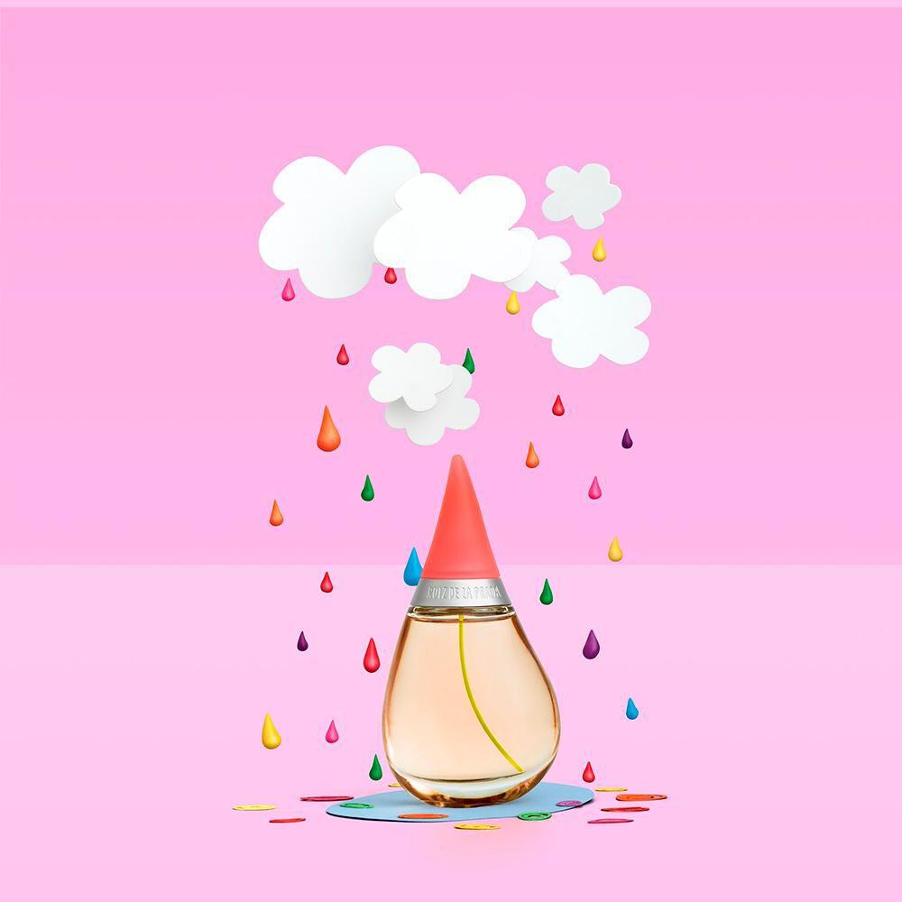 Perfume Gotas De Color Agatha Ruiz / 50 Ml / Edt + Lipbalm + Peine image number 3.0