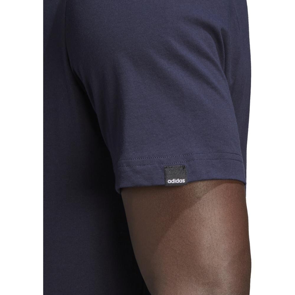 Polera Hombre Adidas M Hyperreal Circled image number 7.0