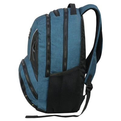 Mochila Ejecutiva Niro 19 Melange Azul Head / 19 Litros