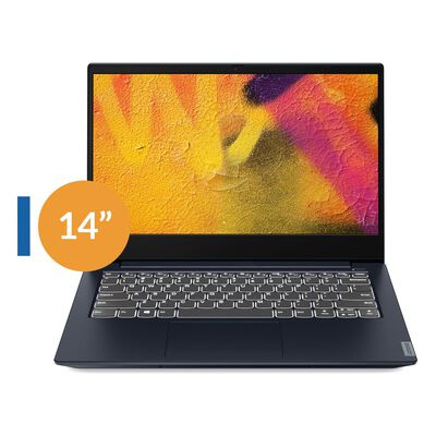 "Notebook Lenovo S340 / AMD Ryzen 5 / 4 GB RAM / 1 TB + 128 GB SSD / 14"""