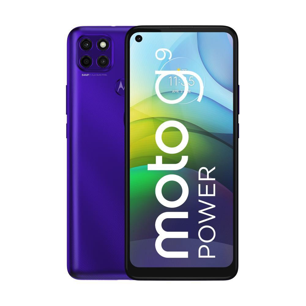 Smartphone Motorola Moto G9 Power 128 Gb / Liberado image number 7.0